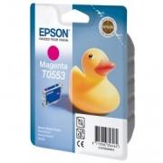 Tinteiro Original Epson T0553 Magenta