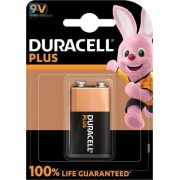 Duracell Plus Power MN1604 9V Duralock