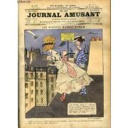 Le Journal Amusant - Nouvelle Série N°578.Les Pingre D'après - Demain