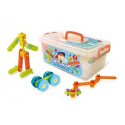 Genius Toy GT98674 Cestello Costruzioni