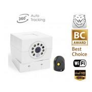 Full HD IP kamera ICARE FHD - 8 IR LED s detekcí obličeje