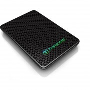 Transcend 256 GB 2.5-Inch USB 3.0 External Solid State Drive TS256GESD400K