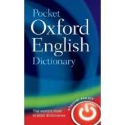 Pocket Oxford English Dictionary by Sara Hawker