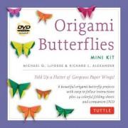 Origami Butterflies Mini Kit by Michael G. LaFosse