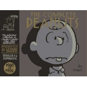 The Complete Peanuts 1989-1990 by Charles M. Schulz