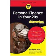 Personal Finance in Your 20s For Dummies by Eric Tyson