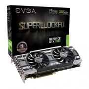 EVGA 08 G-P4 - 6183-kr scheda grafica NVIDIA GeForce GTX 1080 8 GB SC gioco ACX 3.0, colore: nero