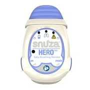 Hero monitor respiratório portátil para bebés - Snuza