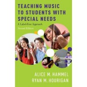 Teaching Music to Students with Special Needs by Graduate Faculty Member Alice Hammel
