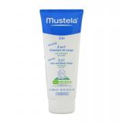 Mustela - Gel Lavante 2 em 1 200ml