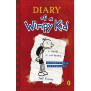 Diary of a Wimpy Kid 1(Jeff Kinney)