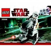LEGO Star Wars: Clone Walker Establecer 30006 (Bolsas)