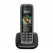 Bežični telefon C530 crni GIGASET