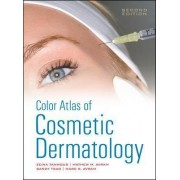 Color Atlas of Cosmetic Dermatology by Zeina Tannous