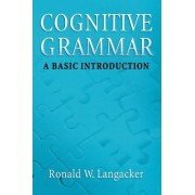 Cognitive Grammar by Ronald W. Langacker