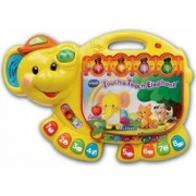 Jucarie bebelusi Vtech Touch and Teach Elephant Book
