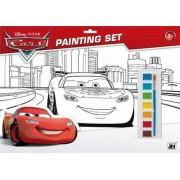 Set coloriaj A3 Cars