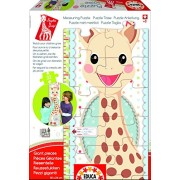 Sophie la girafe Giraffe Measuring Puzzle
