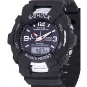 dual time MTG EG-SPW-BLUE Round Dial Women's Watch
