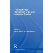 The Routledge Companion to English Language Studies by Janet Maybin