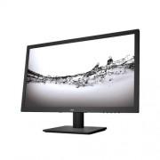 "Monitor AOC E2275SWJ 21.5""W LED 1920x1080 200 000 000:1 2ms 250cd HDMI DVI repro cierny"