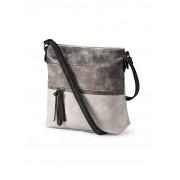 Walbusch Tasche Farbenspiel Grau
