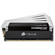 Corsair CMD16GX4M4A2666C15 Dominator Platinum Memoria per Desktop di Livello Enthusiast da 16 GB (4x4 GB), DDR4, 2666 MHz, CL15, con Supporto XMP 2.0