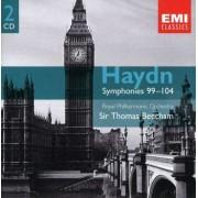 Beecham / Royal Philh. Orch. - Haydn: Symphony Nos. 99-104 (0724358551327) (2 CD)