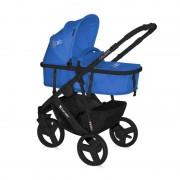 Бебешка комбинирана количка Lorelli CALIBRA3 2in1 Blue 2015
