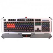 Геймърска клавиатура A4Tech B740A BLOODY GAMING - Silver - A4 B740A BLOODY GAMING /SLVR