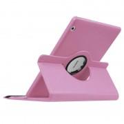 Capa Rotativa para Huawei MediaPad T3 10 - Cor-de-Rosa