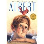 Albert by Professor of Linguistics Donna Jo Napoli