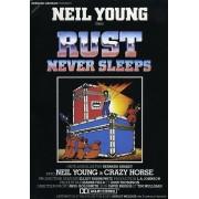 Rust Never Sleeps - N° 0 : Dossier De Presse Feuillet Du Film De Bernard Shakey - Neil Young - Crazy Horse