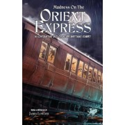 Madness on the Orient Express by James Lowder