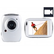 3in1-Action-Cam DV-1200 mit Full HD & 6,1-cm-Touchscreen