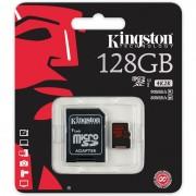 Kingston microSDXC 128GB UHS-I U3 4K 80Mb/s