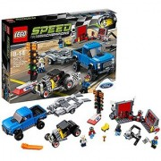 Lego Speed Champions: Ford F-150 Raptor & Ford M Odel A Hot Rod 75875