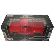1956 Ford F-100 Pickup Red 1/24 by Motormax 73235