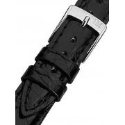 Morellato A01X2197052019CR18 negru Crocodile Curea 18mm