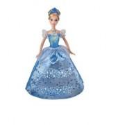 Disney Princesses - X3960 - Poupée Et Mini-Poupée - Princesse Cendrillon Féerique