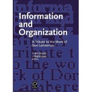 Information and Organization by S. MacDonald