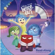 Inside Out Read-Along Storybook and CD by Suzanne Francis