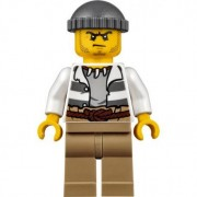 Mini Figurine Lego® City - Voleur