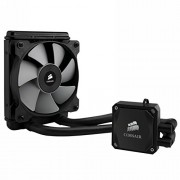 Corsair Hydro H60 CW-9060007-WW Sistema di Raffreddamento a Liquido per CPU All-in-One High Performance con Radiatore da 120 mm