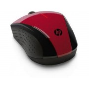 HP X3000 Wireless Mouse Red (N4G65AA)