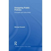 Designing Public Policies by Department of Political Science Michael Howlett