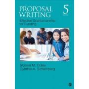 Proposal Writing: Effective Grantsmanship for Funding