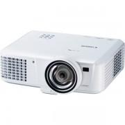 Videoproiector Canon LV-WX300ST : WXGA, DLP 3D Link-Ready, HDMI, 2 x VGA, difuzor incorporat - White
