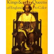Kings & Queens of England by David Brownell