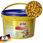 ASTRA KOI FUTTER STICKS 10 l speciální kompletní krmivo pro Koi kapry